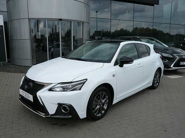 Lexus CT200h F SPORT edition TWO TONE BODY 1.8L (HV special)