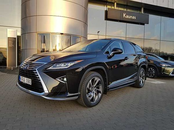 Lexus RX450H LONG 4X4 FULL OPTIONS LUXURY 3.5L Petrol Hybrid